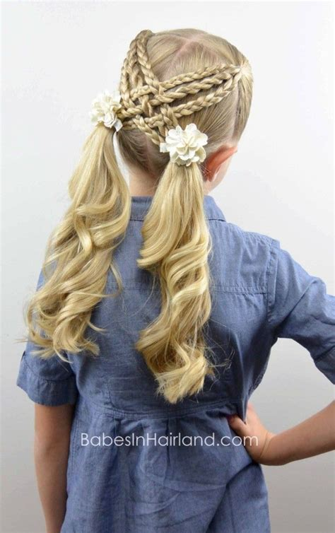 16 perfect braided hairstyles for women pretty designs the braid ideas for little girls every mom needs to save