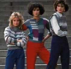 Rayban Wayfarer Abstrak Box Fashion 1980s fashion for 80s fashion trends