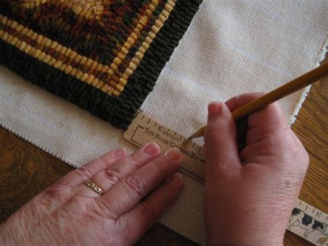 how to bind a latch hook rug 1000 images about hooky proggy mats on hooked rugs wool and hooks