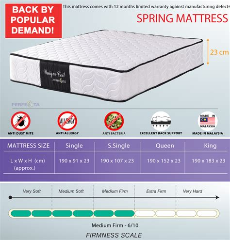 buy perfecta mattress deals for only s 185 instead