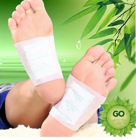 Foot Patch Detox Plaster by Aliexpress Buy 10pcs Lot Top Seller Bamboo Detox