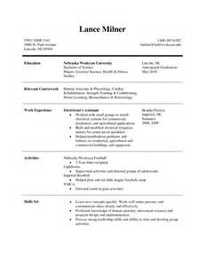 stunning resume expected graduation date photos simple