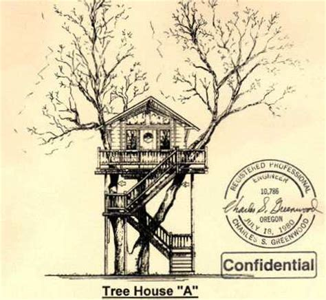 ultimate tree house plans construction