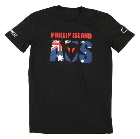 Dainese T Shirt Dainese Garage dainese phillip island d1 t shirt revzilla