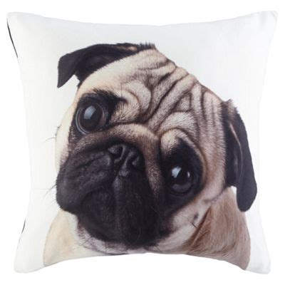 pug cushion buy novelty pug cushion from our cushions range tesco