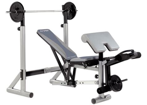 Banc De Musculation Care by Banc De Musculation Care Quot Pro Trainer 2 Quot Ref 50340 2