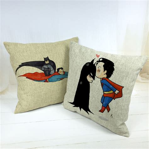 decorative throws for couch 2015 linen cushion cartoon printed 43x43cm for sofa