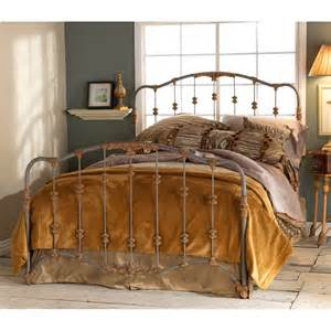 nantucket iron bed by wesley allen humble abode