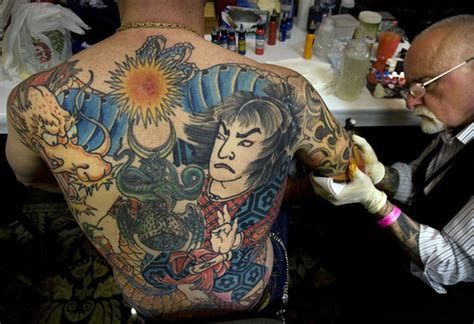 tattoo convention idaho tattoo convention wraps up in park city the salt lake