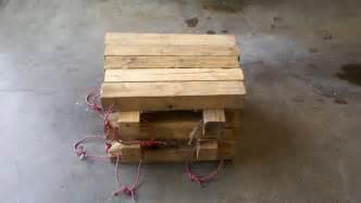 cribbing for heavy vehicle lifting