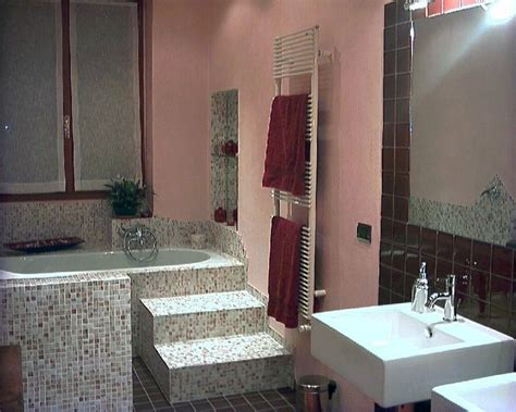 bagno con vasca incassata foto vasca idromassaggio incassata di progetto