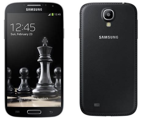 for samsung s4 black galaxy s4 black edition gets android 5 0 1 lollipop