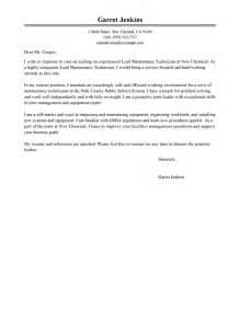 Cover Letter For Custodian For School Free Resume Templates