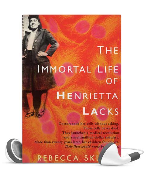 libro the life of a libro fm the immortal life of henrietta lacks featured audiobook