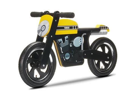motocross balance bike yamaha cafe racer balance bike inspirationseek com
