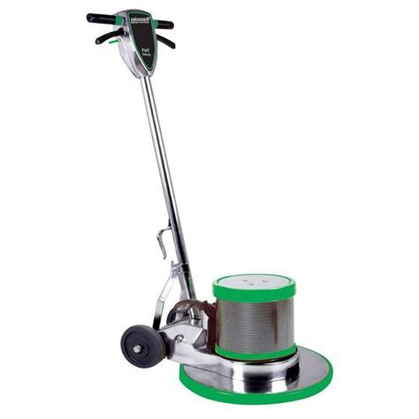 "Dual Speed Floor Buffing Machine   Bissell 17"" Model"