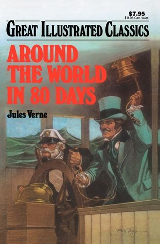 Around The World In 80 Days Classics Illustrated Ebooke Book around the world in 80 days great illustrated classics jules verne