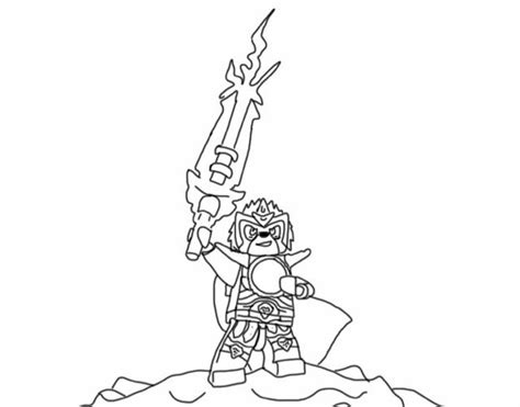 lego chima coloring page malebog coloring