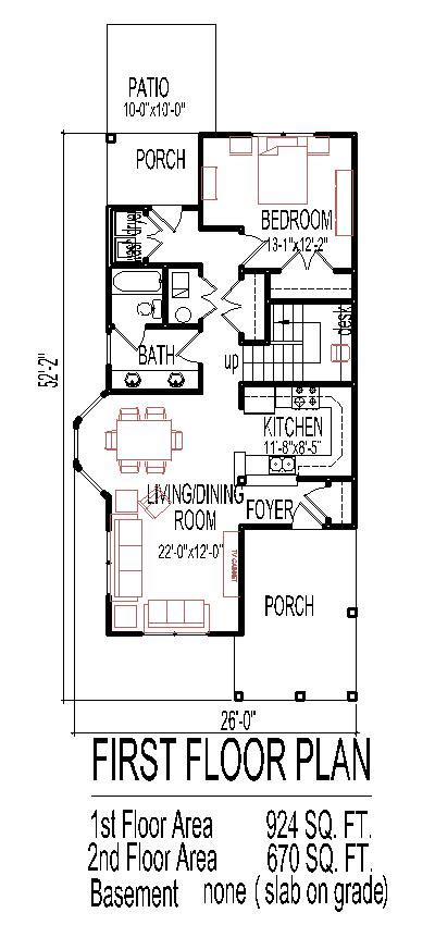 Small Two Story House Plans Narrow Lot by 2 Story Small Home Design Narrow Lot Tiny House Floor