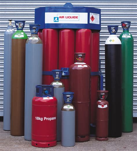 air liquide uk ltd gases and cylinders of glass