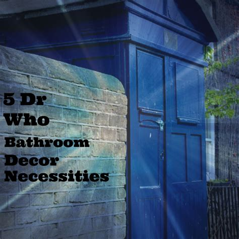 dr who bathroom accessories unique bathroom themes ideas for creating your dream