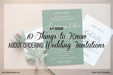 Wedding Invitation Advice by Wedding Planning Advice 10 Tips For Ordering Wedding