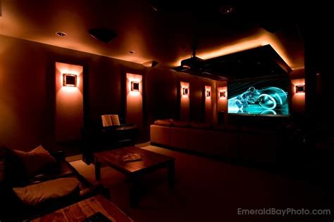 home theater lighting can make a movie worth watching the ultimate home theater tv or projector home system