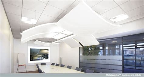 Armstrong Metal False Ceiling by Metalworks Canopies By Armstrong Ceilings Simple