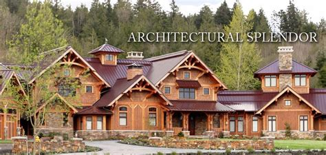 Ranch Home Floor Plan by Mosscreek Luxury Log Homes Timber Frame Homes