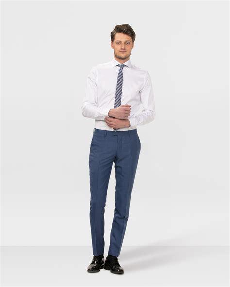 Slim Fit heren ultra slim fit pak fabiano 79563055 set suit we