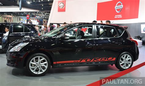 nissan pulsar turbo bangkok 2014 nissan pulsar dig turbo with 190 hp image 237244