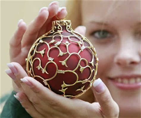 tip top most expensive christmas tree ornaments