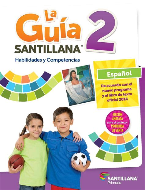 guia santillana 6 grado 2016 maestra calam 233 o cuadernillo esp2