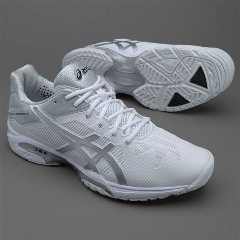 Sepatu Asics Gel Fitwalk sepatu tenis asics original gel solution speed 3 white silver