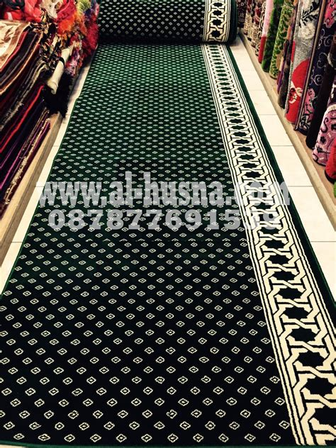 Karpet New karpet masjid roll blue mosque 087877691539 al husna