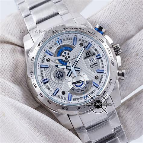 Jam Tangan Pria Original Swiss Navy 8333ms Plat Putih Ori harga sarap jam tangan edifice efr 523d 7av silver plat