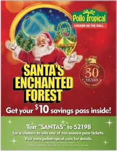 One response to discount coupons for santa s enchanted forest