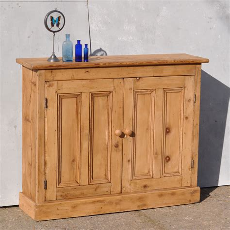 the door cabinet reclaimed pine two door console cabinet