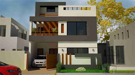 3d home design 5 marla 5 marla house front design gharplans pk