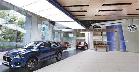 Suzuki Car Showroom Maruti Suzuki S Arena To Transform Its Showroom Network