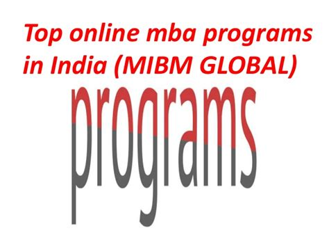 Mba Program Louisiana by While Browsing For An Mba Colleges In India