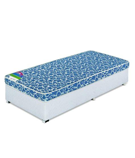 15 on godrej inetrio orthomatic regular foam mattress