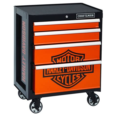 Harley Davidson Toolbox by New Craftsman Special Edition Harley Davidson Tool Boxes