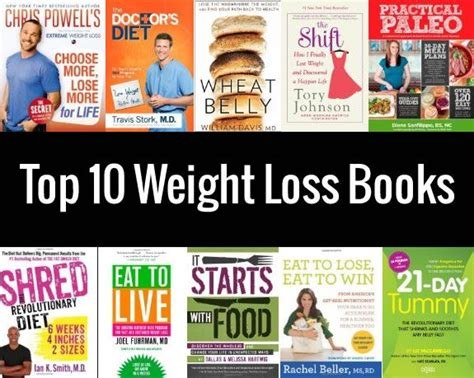 Top 10 Weight Loss Books top 10 weight loss books for your new year s resolution