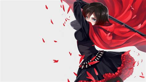 wallpaper hd anime 720 x 1280 ruby rose rwby wallpapers hd wallpapers id 17712