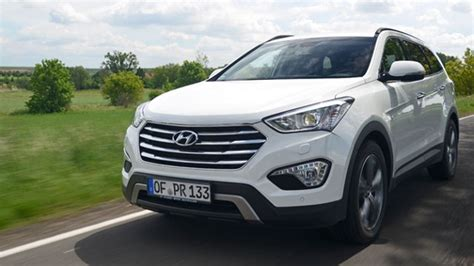 Auto Kleinz by Hyundai Grand Santa Fe Autotest Grand Mit Sieben