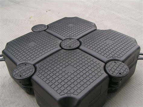 plastic pontoons plastic pontoon manufacturer supplier exporter