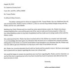 Early Release Letter To Judge Sle Letter To Judge For Early Release Of Probation Jacksonville Wel E To