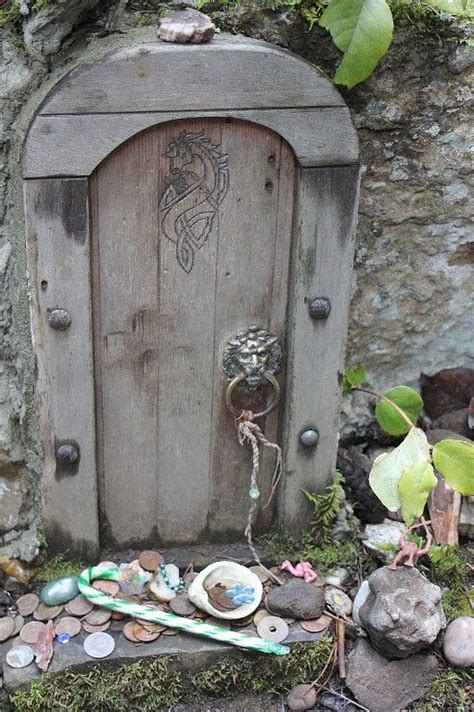 fairy door fairy door garden pinterest
