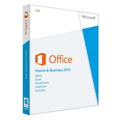 microsoft home and business microsoft office home and business 2013 aplicaci 243 n programa